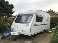 Stirling Europa 460 2 Berth Caravan