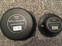 wharfedale cambridge england loudspeakers