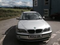 BMW 320D SE ESTATE FOR SALE : GREAT DRIVE, HUGE BOOT, ELECTRIC WINDOW, HEATED SEATS, CRUISE CONTROL