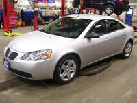 2009 Pontiac G6 SE Sedan Engine has 14000 kms 2.4 litre 4 cyl.