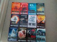 Complete set of 12 Cherub paperbacks by Robert Muchamore
