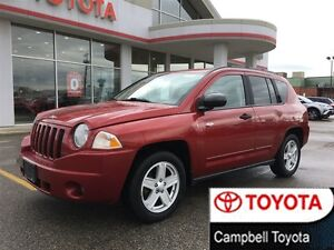 2009 Jeep Compass NORTH EDITION--LOW KM'S--UPGRADED STEREO