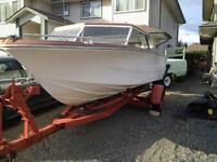 18'' Double Eagle outboard