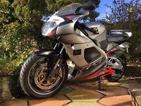 Aprilia RSV Mille 1000 cc V twin