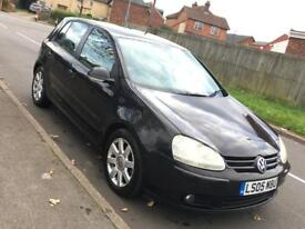 2005 05 Vw Golf 2.0 GT TDI 140bhp FSH MOT !!PX !!! Cards Accepted ***