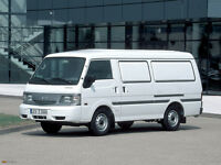 wanted Mazda e2000 van e2200 twin side door