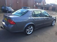 2007 SAAB 95 2.0 TID Diesel vector Sport Mint condition