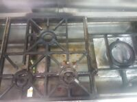 Cooker 7 burner large great condition!!!
