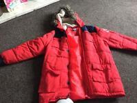 Boys coat 12-13