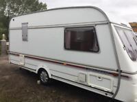 Swift Challenger 4 Berth Caravan