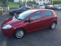 2008 Fiat Grande Punto 1.4 - Low Miles - 12 months MOT