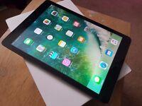 Apple iPad Air 32g Wifi and Sim Model Boxed