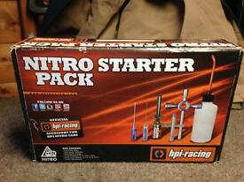 Rc nitro starter pack