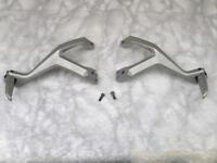 Ducati 899 1199 pillion footpegs & hangers