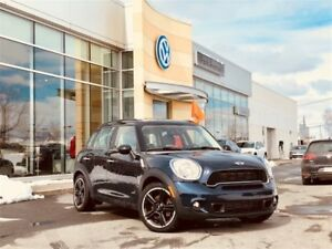 2011 MINI Cooper S Countryman ALL4 / TOIT PANO+BLUETOOTH - 113$/