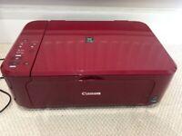 Canon Pixma MG3550 Colour Wireless Printer