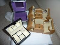 NEW & UNWANTED Jewellery Boxes