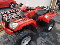 QUAD BIKE Quadzilla 500es 4x4 Road legal