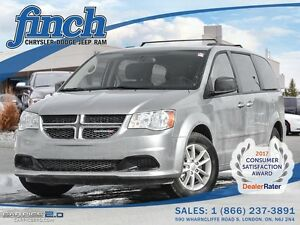 2016 Dodge Grand Caravan SXT/DVD/BACKUP CAM/STOW'N GO/FDR