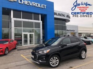 2018 Chevrolet Trax Premier AWD LEATHER SUNROOF!!!