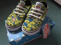 Kids Toy Story Vans BRAND NEW!