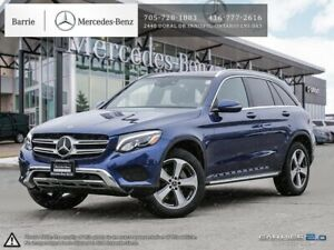 2019 Mercedes Benz GLC-Class 4MATIC! Employee Driven! Demo Vehic