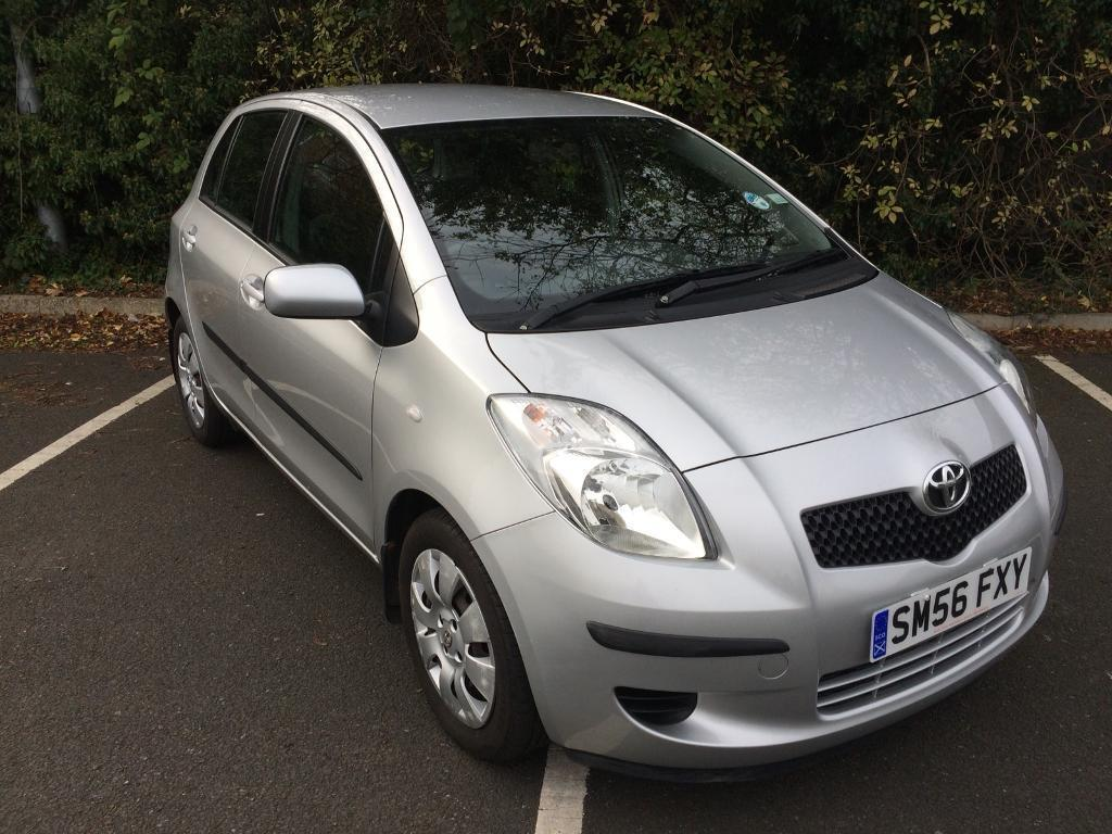 Toyota Yaris 1.3 Only 31181 Miles