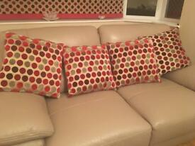 Marks and Spencer pair of cushions
