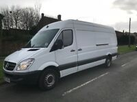 Removals/man and van