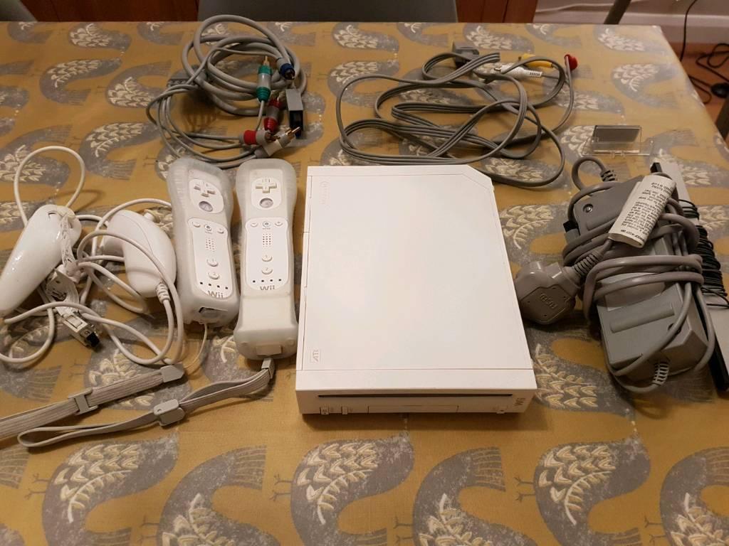 ** LAST CHANCE !?!** Wii Bundle Inc Wii Fit
