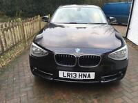 2013 BMW 1 SERIES 120D SPORT