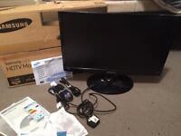 Samsung HDTV Monitor/TV