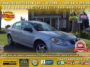 2005 Pontiac Pursuit Base - Low Km's - Priced To Sell - Safe & R