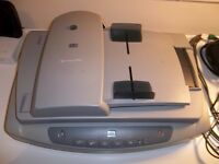 HP Scanjet 5590 Digital Flatbed Scanner - 50 sheets document feeder