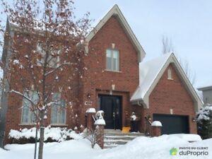 439 900$ - Maison 2 étages à vendre à Ste-Julie