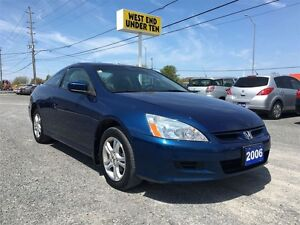 2006 Honda Accord Coupe EX-L at
