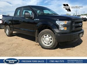 2016 Ford F-150 Air Conditioning, Trailer Tow Package, Auxiliary