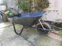 Walsall wheel barrow 90L