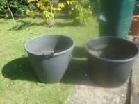 Pot planters huge