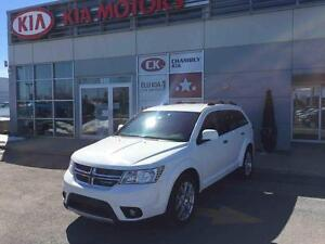 2017 Dodge Journey GT, AWD, 7P, cuir, mags 18, Keyless go!