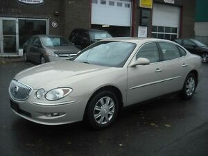 2008 Buick Allure Financement Maison / In-House Financing