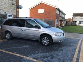 Chrysler grand Voyger £1495 Ono