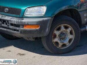 1997 Toyota RAV4 4-Door 4WD London Ontario image 3