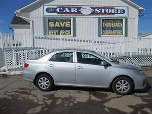2011 Toyota Corolla CE!! 5SPD!! AIR!! CD!! POWER LOCKS!!