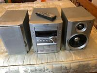 Stereo CD player hifi