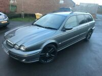 JAGUAR x-type SPARES OR REPAIR, used for sale  Skelton-in-Cleveland, North Yorkshire