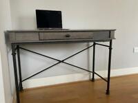 Sauder console desk £100