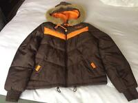 Adidas sport originals padded jacket size 12