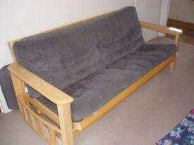 IKEA Houston Sofa bed 4ft 6in