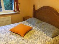 1 double bedroom rent